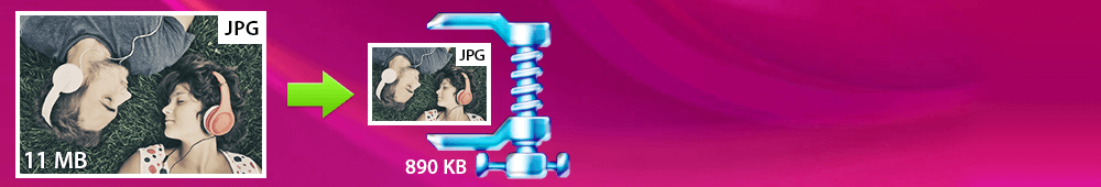 How to Reduce JPEG File Size
