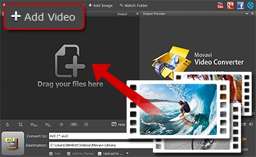 Add MXF Video for Conversion