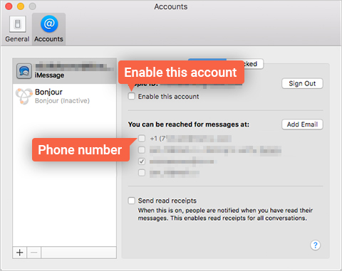 How to Delete iMessage | Remove iMessage from Your Mac