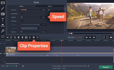 Image result for slow motion video software