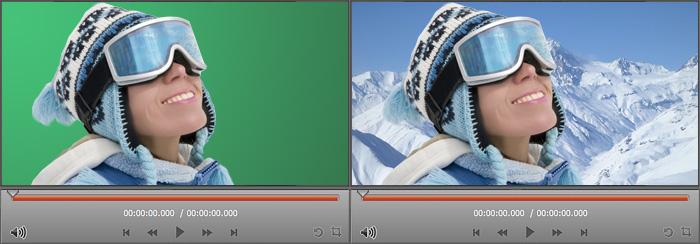 Эффект Хромакей для замены фона видео Скачать программу для применения эффекта Chromakey