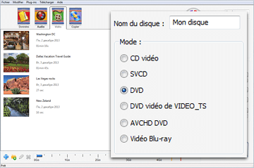 Comment graver un dvd simplement