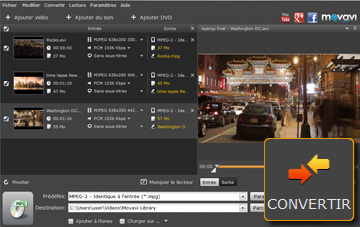 Convertisseur WMV en MPEG