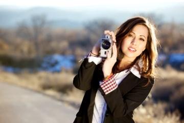 Как правильно держать и передвигать камеру