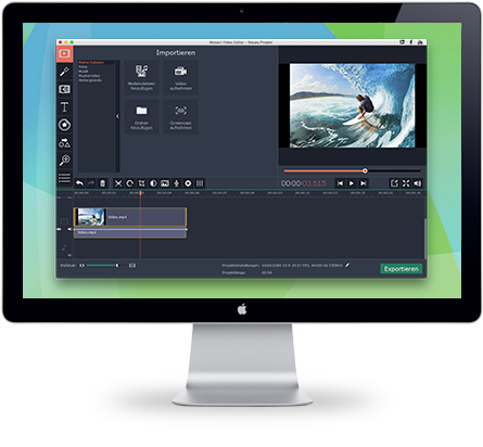 Install Movavi Split Movie
