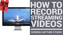 How to record videos form the web