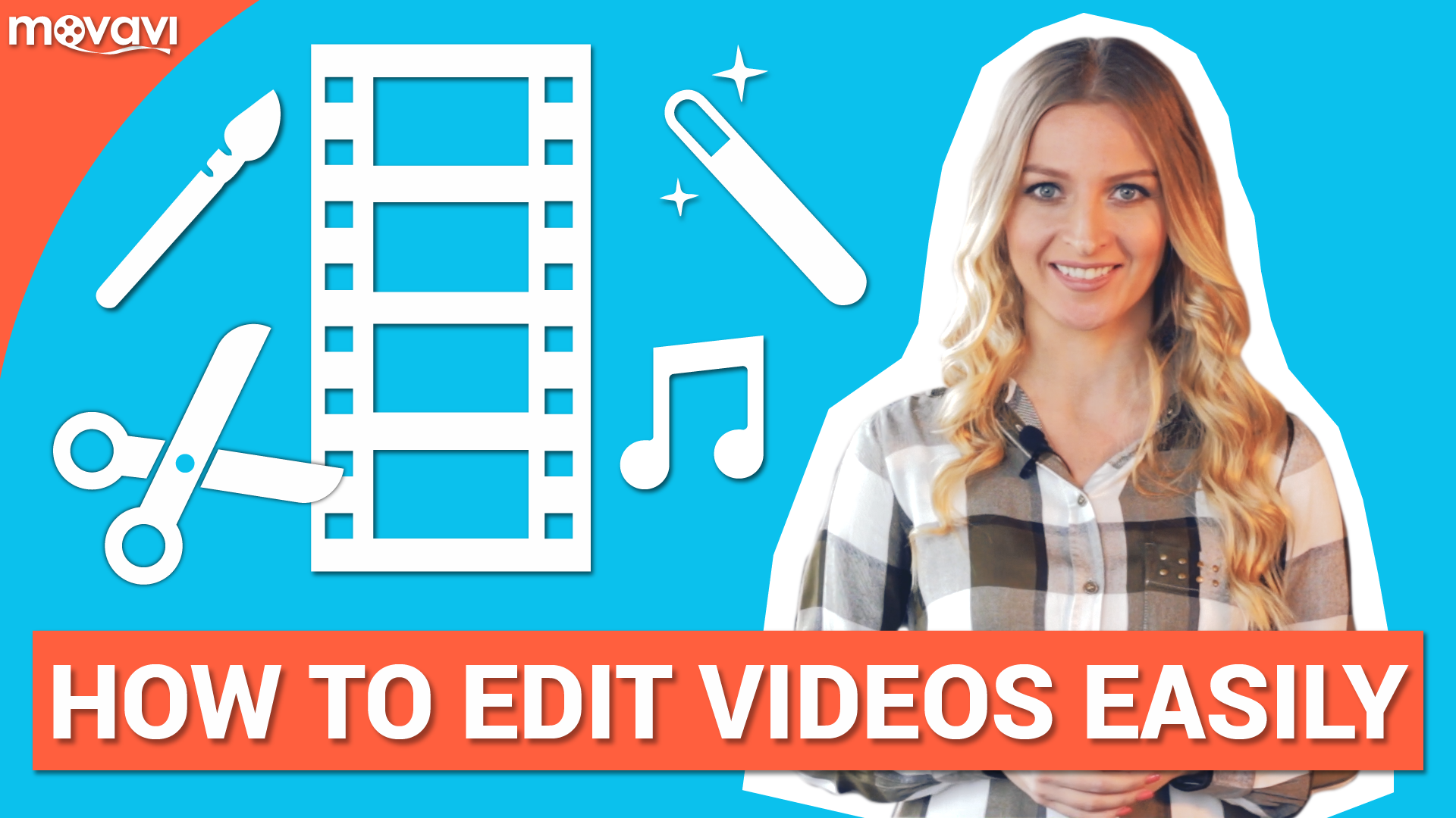 How to edit videos easily