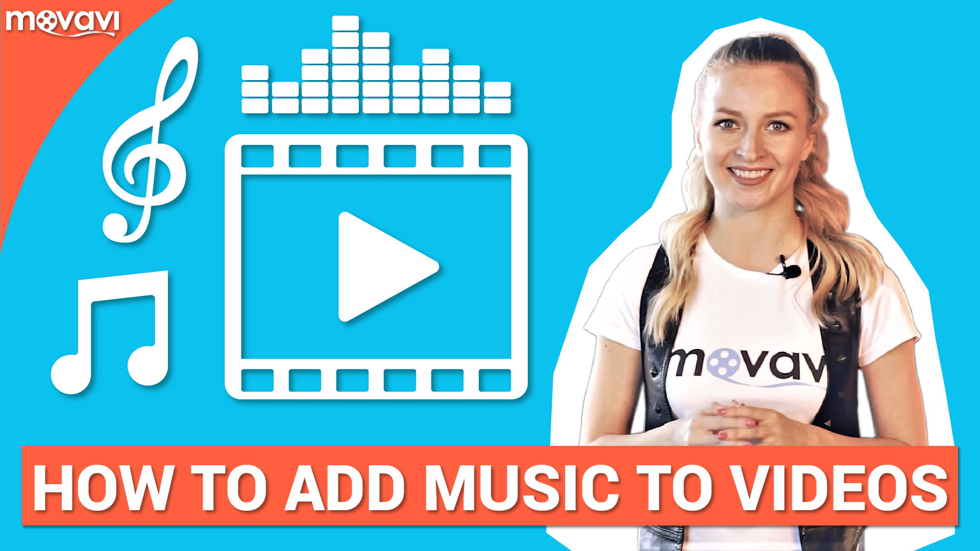 How to add background music to a video