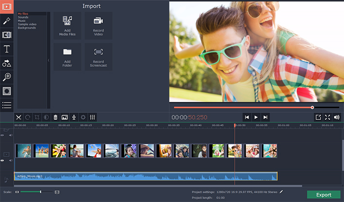 Movie Maker Software For Mac Free Download