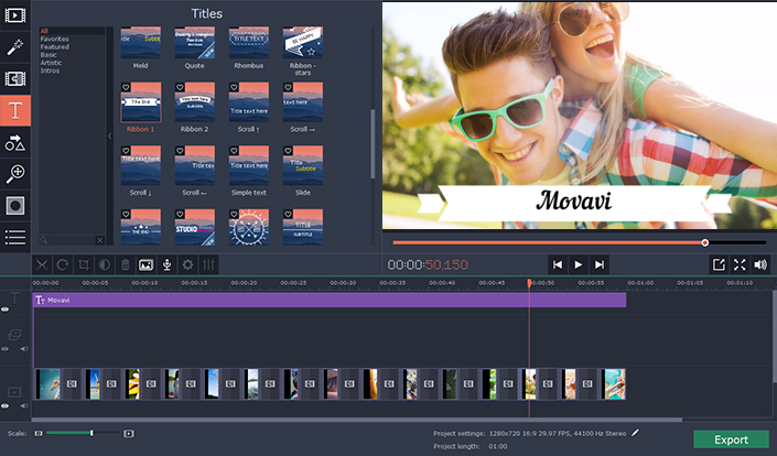 Video Editor | Video Editing Software for Windows