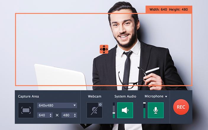 Movavi Screen Capture Pro for Mac