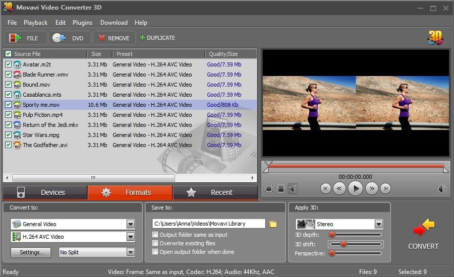 Movavi 3d Media Player 3 Crack